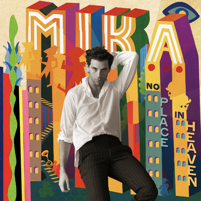 MIKA / No Place in Heaven