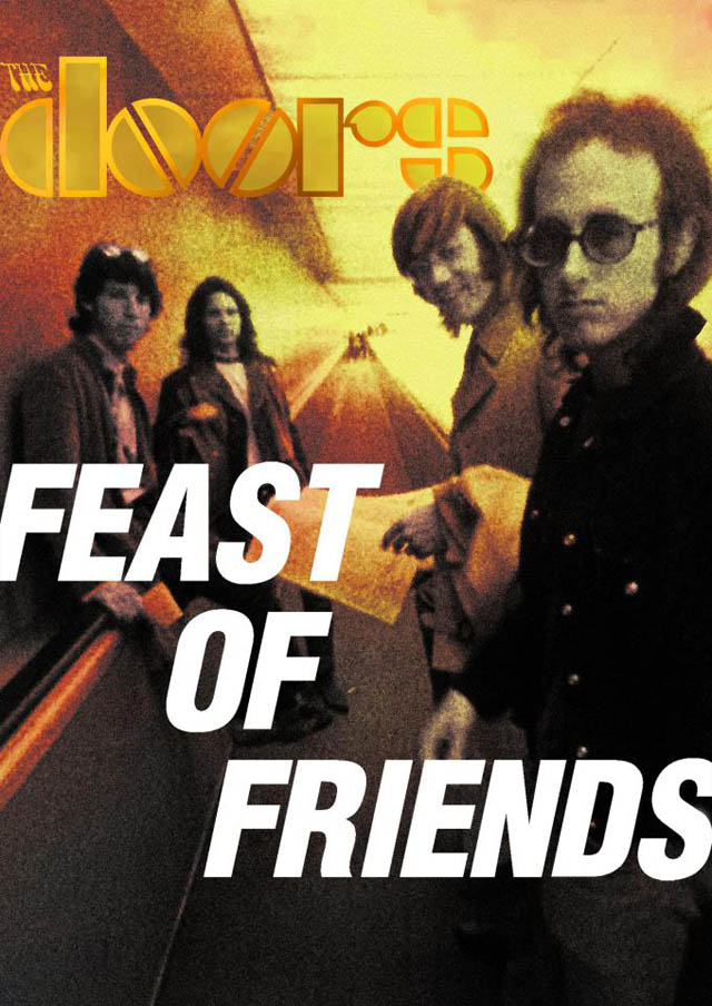 ザ・ドアーズの68年ドキュメンタリー『Feast of Friends』 本編映像がネットでオフィシャル公開中