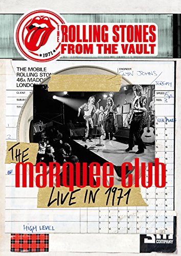 The Rolling Stones / The Marquee - Live In 1971