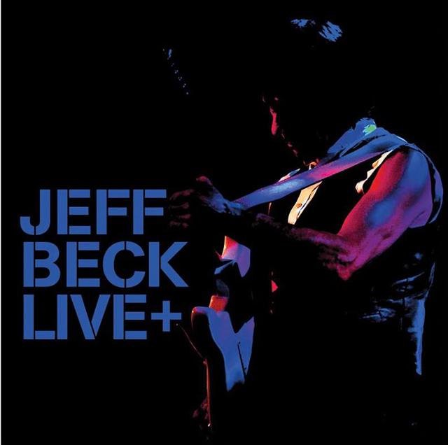 Jeff Beck / JEFF BECK LIVE+