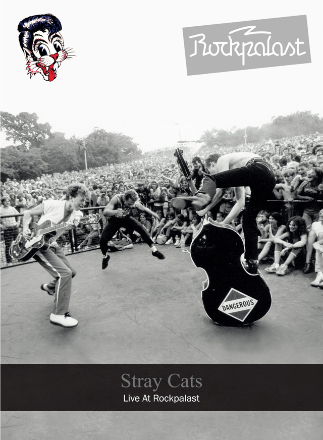 Stray Cats / Live at Rockpalast 1981 & 1983