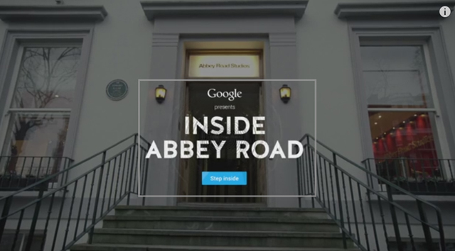 Google Presents: Inside Abbey Road