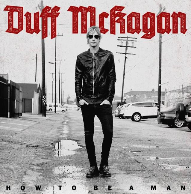 Duff McKagan / How To Be A Man [EP]