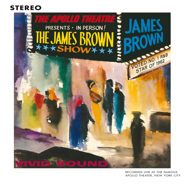 James Brown / Live at the Apollo [1963]
