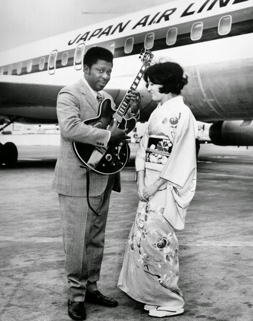 B.B. King - japan 1968