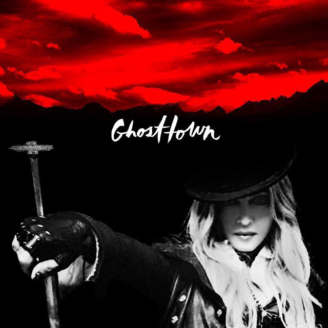 Madonna / Ghosttown (Remixes) EP