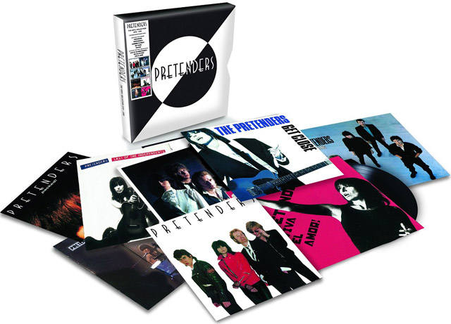 The Pretenders / The Vinyl Collection 1979-1999