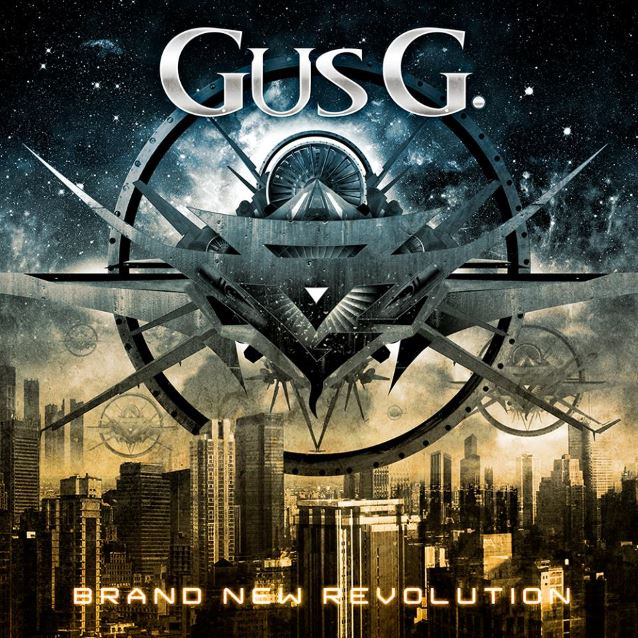 Gus G. / Brand New Revolution