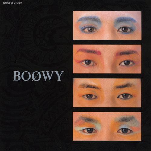 BOΦWY / BOφWY