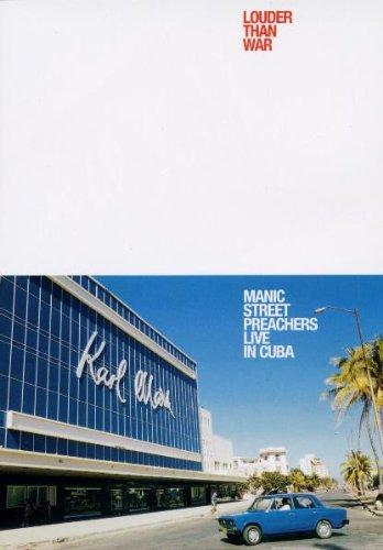 Manic Street Preachers / Louder Than War: Live In Cuba