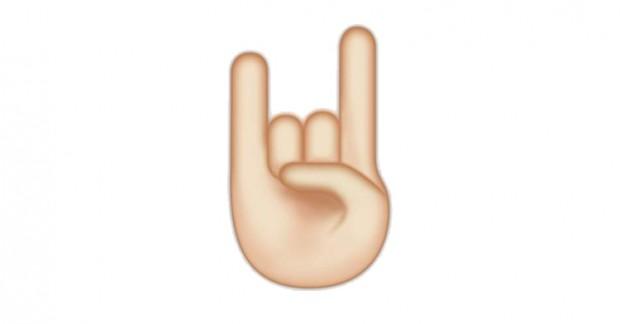 Emoji - SIGN OF THE HORNS