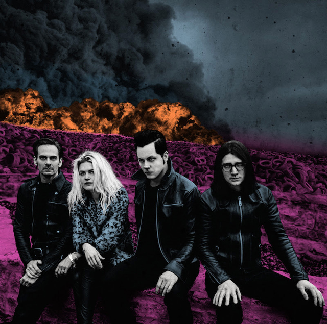 The Dead Weather / Dodge & Burn