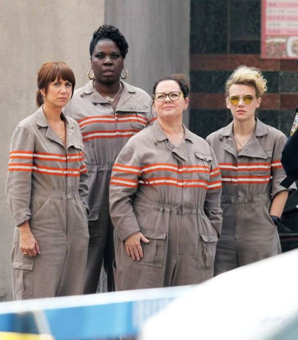 Female 'Ghostbusters'