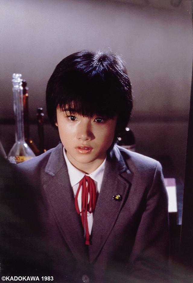 原田知世主演『時をかける少女』が日本テレビにて7月13日深夜25:59〜放送