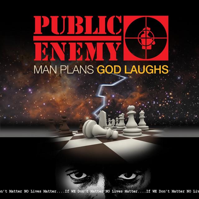 パブリック・エナミーの新アルバム『Man Plans God Laughs』が全曲フル試聴可 - amass