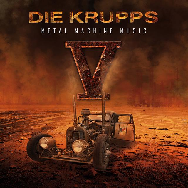 Die Krupps / V - Metal Machine Music