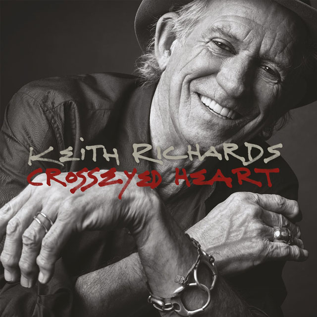 Keith Richards / Crosseyed Heart