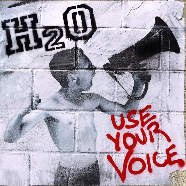 H2O / Use Your Voice