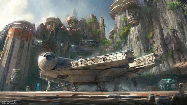 Star Wars Theme Land