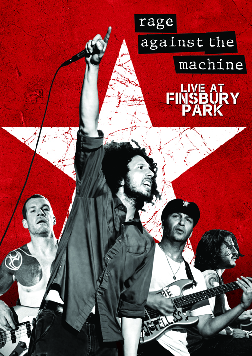 Rage Against the Machine / Live At Finsbury Park