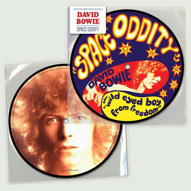 David Bowie / SPACE ODDITY 7