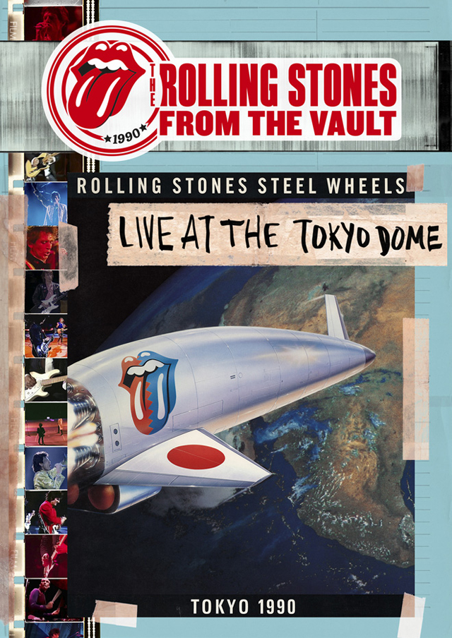 The Rolling Stones / Live At The Tokyo Dome - Tokyo 1990