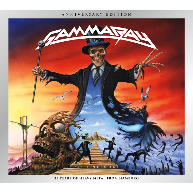 GAMMA RAY / Sigh No More (Anniversary Edition)