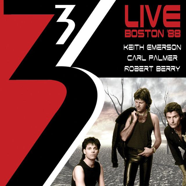 3 (Three) / Live in Boston 1988
