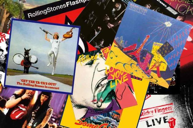 ローリング・ストーンズの歴代ライヴ・アルバムを米サイトUltimate Classic Rockがランク付け