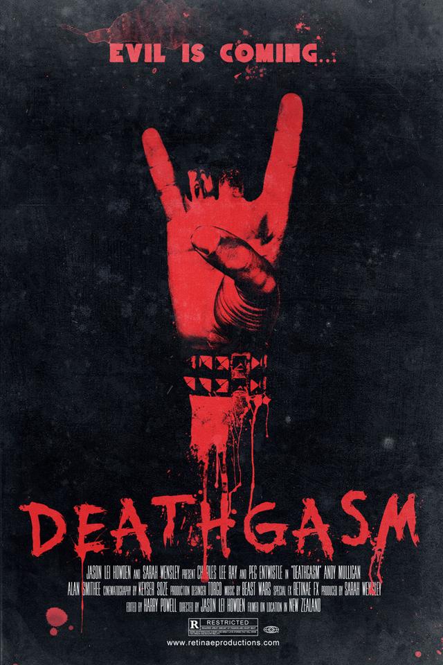 メタル界のスターを目指す少年が、ひょんなことから古代の邪悪な悪霊を召喚、ホラー・コメディ映画『Deathgasm』のトレーラー映像が公開
