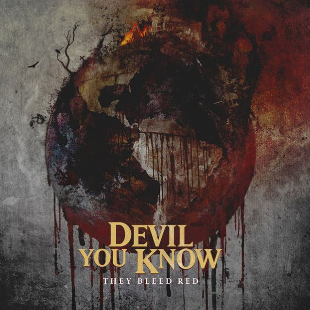 DEVIL YOU KNOW / They Bleed Red