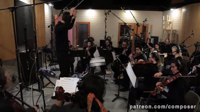 Rage Against the Machine -- Bulls on Parade (Orchestral Arrangement) - Nick Proch