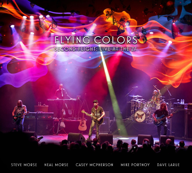 Flying Colors / Second Flight: Live at the Z7