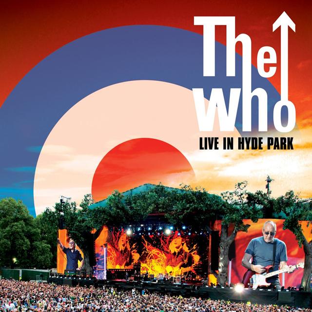 ザ・フーのコンサート・フィルム『Live in Hyde Park』から「Pinball Wizard」のライヴ映像がアーカイブ公開