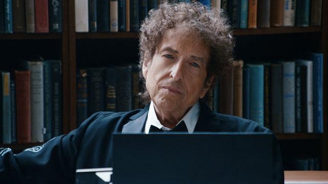 Bob Dylan & IBM Watson on Language