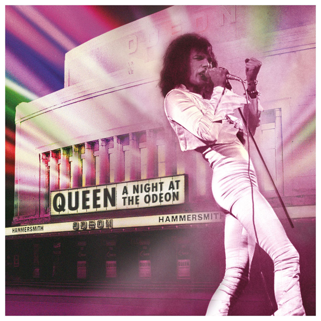 Queen / A Night At The Odeon - Hammersmith 1975
