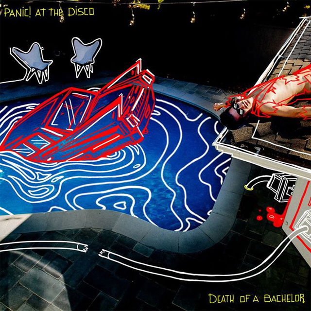 Panic! At The Disco / Death Of A Bachelor
