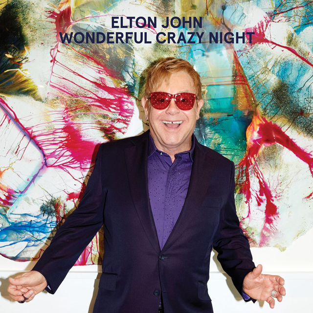 Elton John / Wonderful Crazy Night