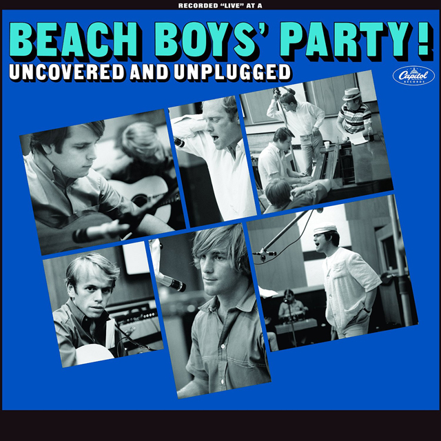 Beach Boys / Beach Boys' Party! Uncovered and Unplugged