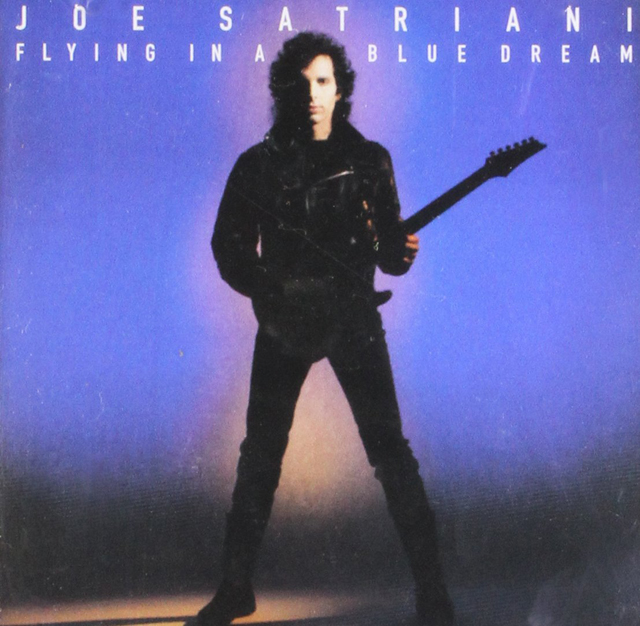 Joe Satriani / Flying in a Blue Dream