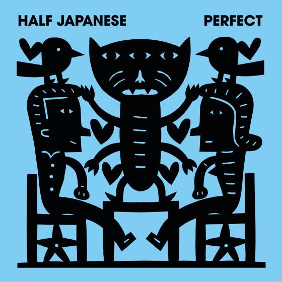 Half Japanese / Perfect