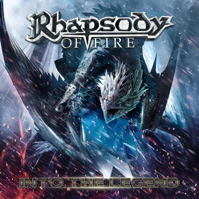 Rhapsody of Fire / Into The Legend