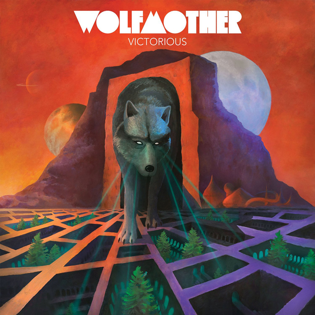 Wolfmother / Victorious