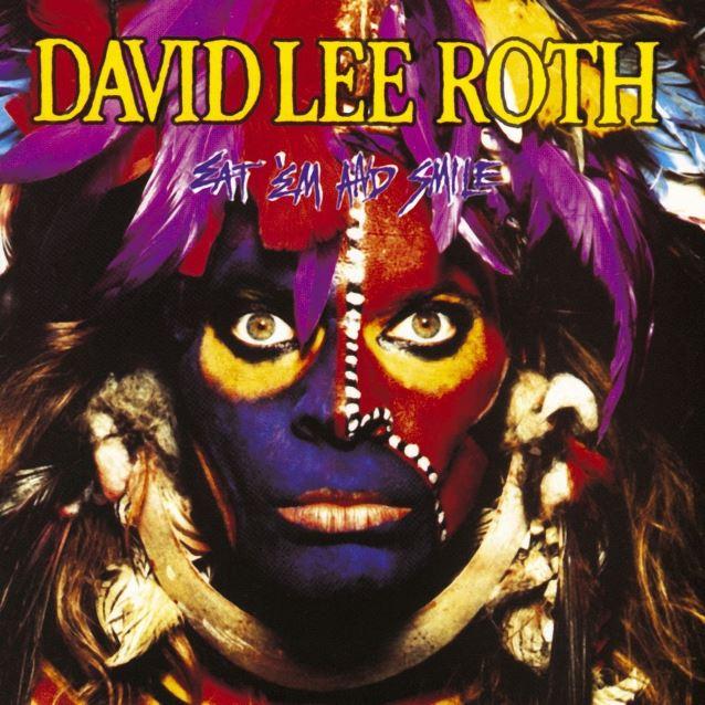 David Lee Roth / Eat 'Em And Smile