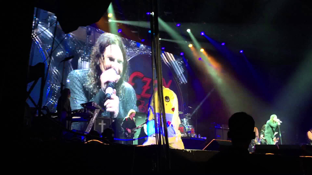 Ozzy Osbourne and Friends - OZZFEST JAPAN 2015