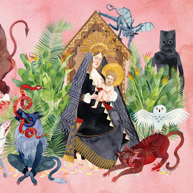 Father John Misty / I Love You Honeybear