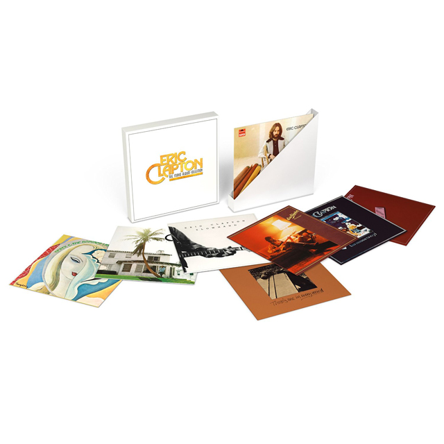 Eric Clapton / The Studio Album Collection [8LP]