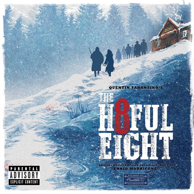 VA(OST) / Quentin Tarantino's The Hateful Eight