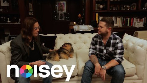 BACK & FORTH : OZZY OSBOURNE TALKS TO JACK OSBOURNE