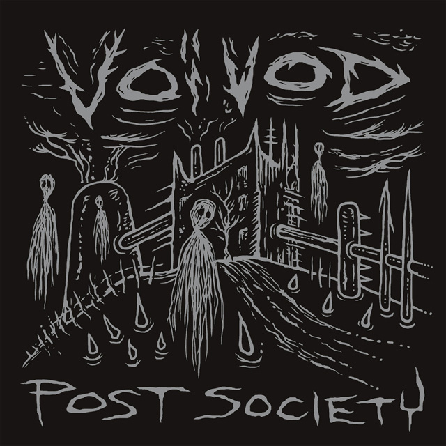 VOIVOD / Post Society